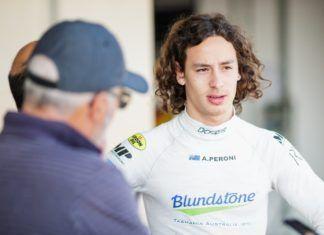 Alex Peroni, F3, Campos Racing