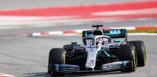 F1 2019 Barcelona Test 1