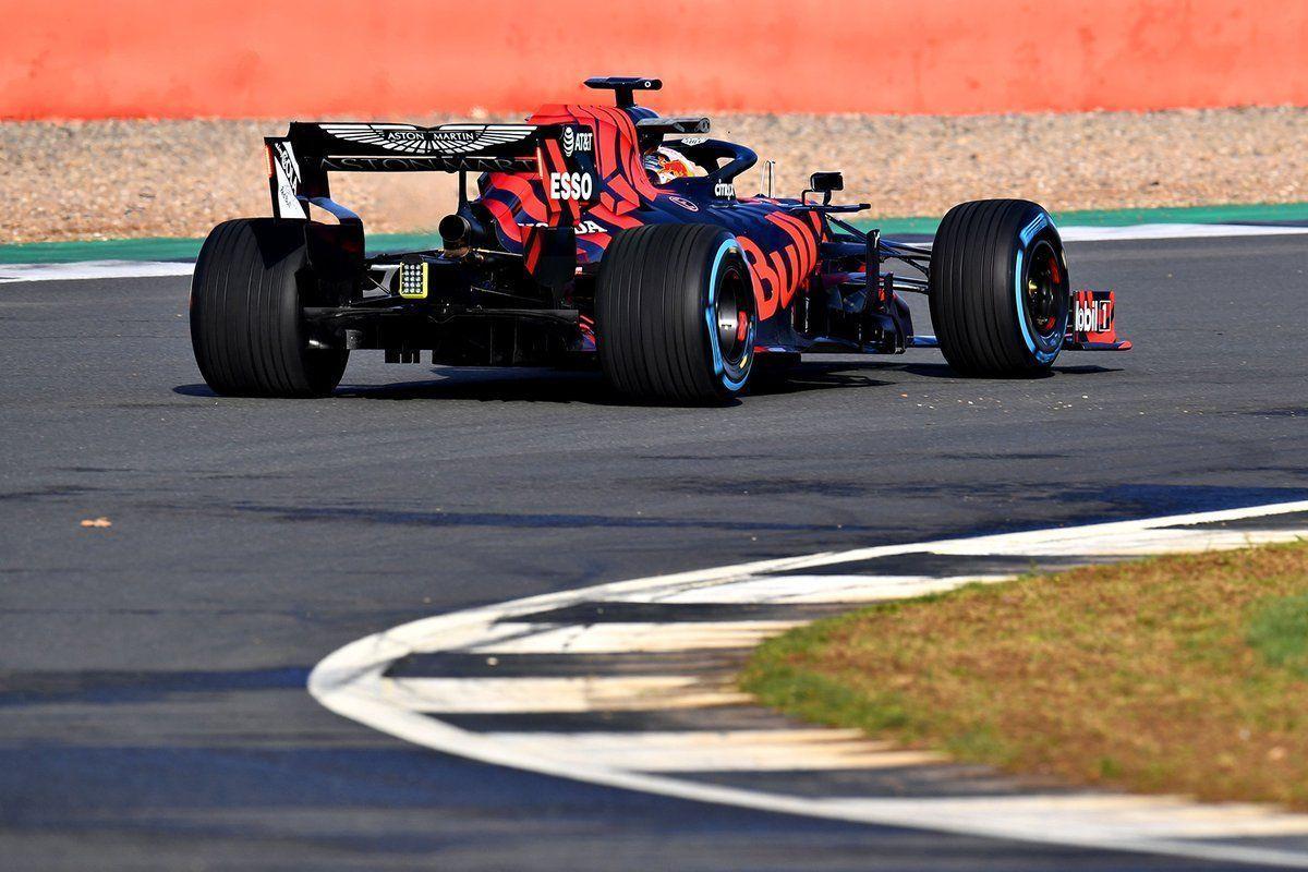 Red Bull 2019 F1 car