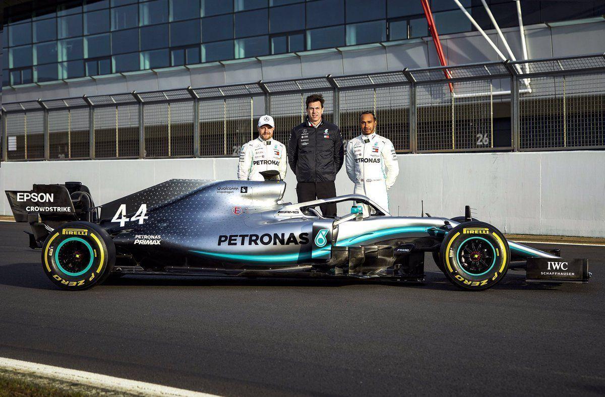 Mercedes 2019 F1 car