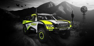 Jenson Button takes on off-road challenge