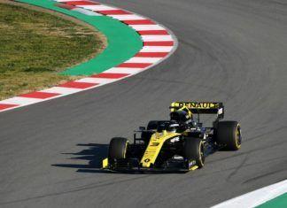 Daniel Ricciardo, Renault F1 2019