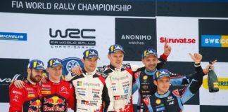 Ott Tanak, WRC, Rally Sweden