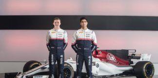 Callum Ilott, Juan Manuel Correa, F2, Charouz by Sauber
