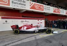 Alfa Romeo Racing, F1 2019