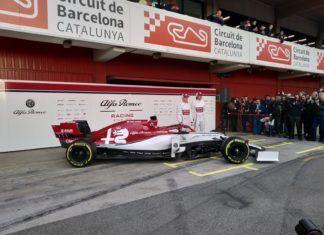 Alfa Romeo Racing, F1 2019
