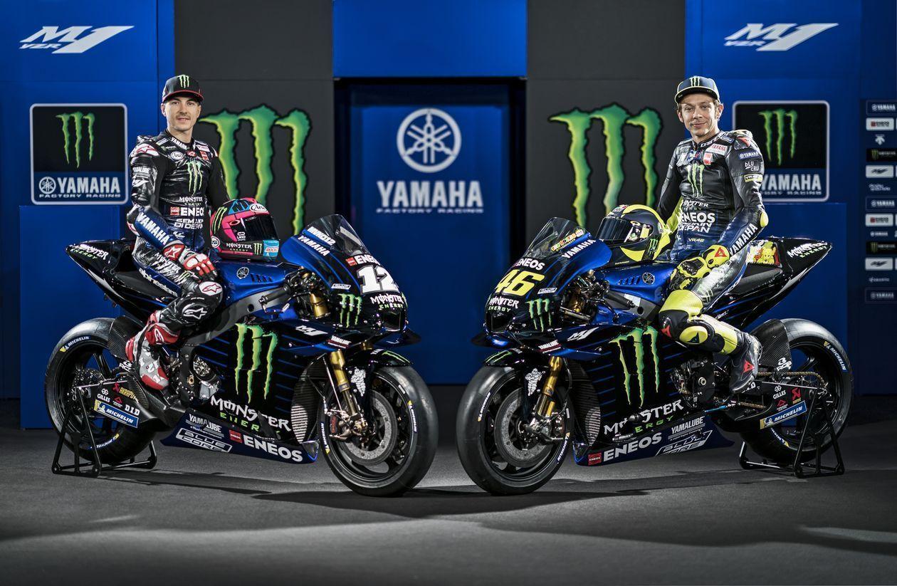 Monster Energy Yamaha, MotoGP, 2019