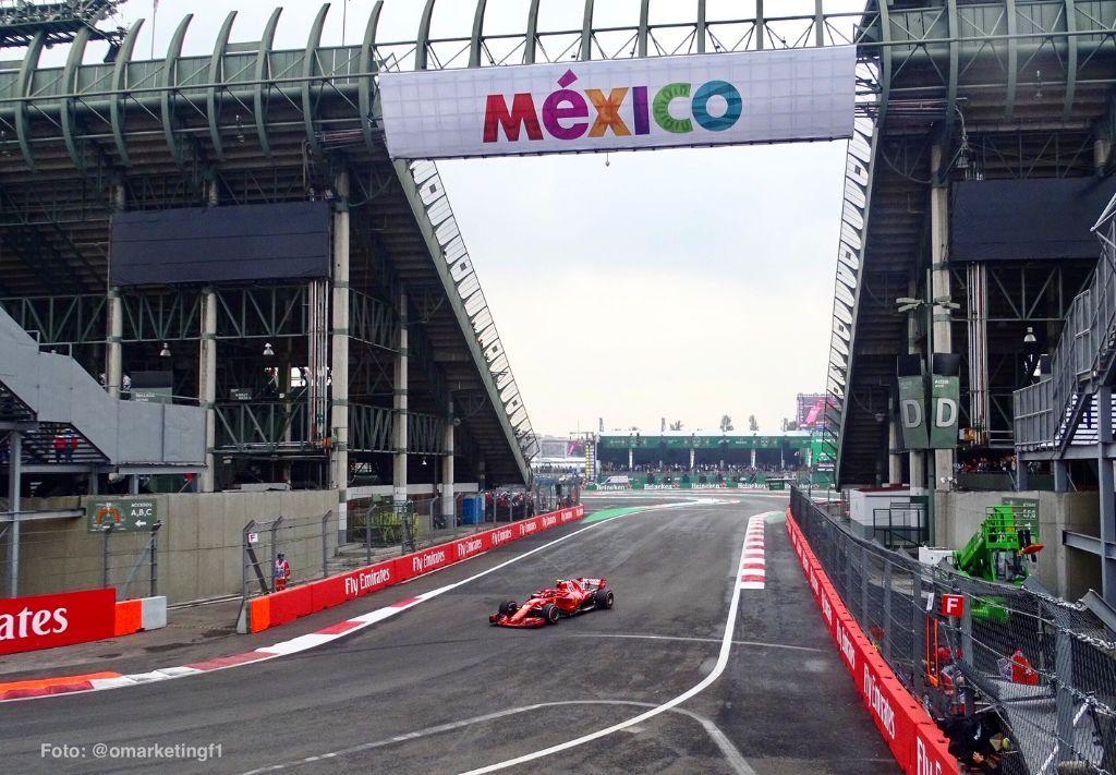 Mexico GP, F1, Liberty Media