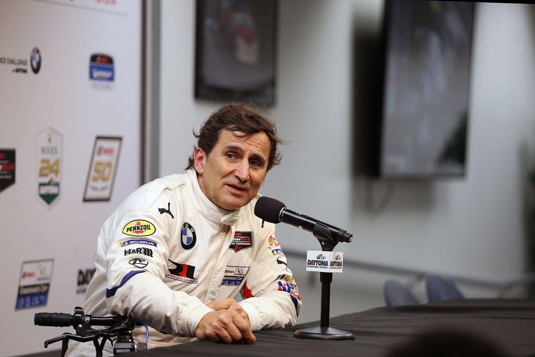 Alessandro Zanardi, BMW, IMSA Daytona 24 Hours