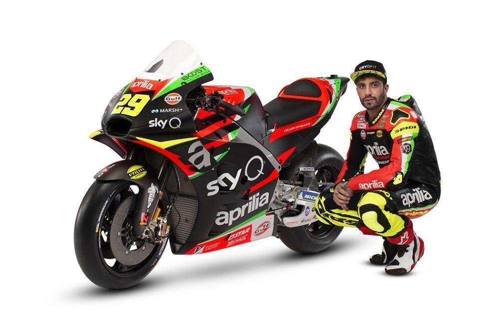 Aprilia 2019 MotoGP