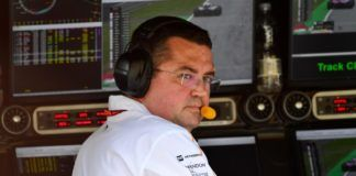 Eric Boullier, French GP