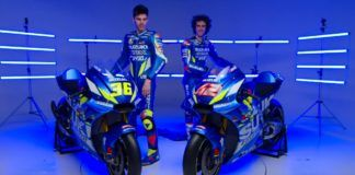 Suzuki, MotoGP, 2019