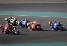 Ducati leads Qatar MotoGP race