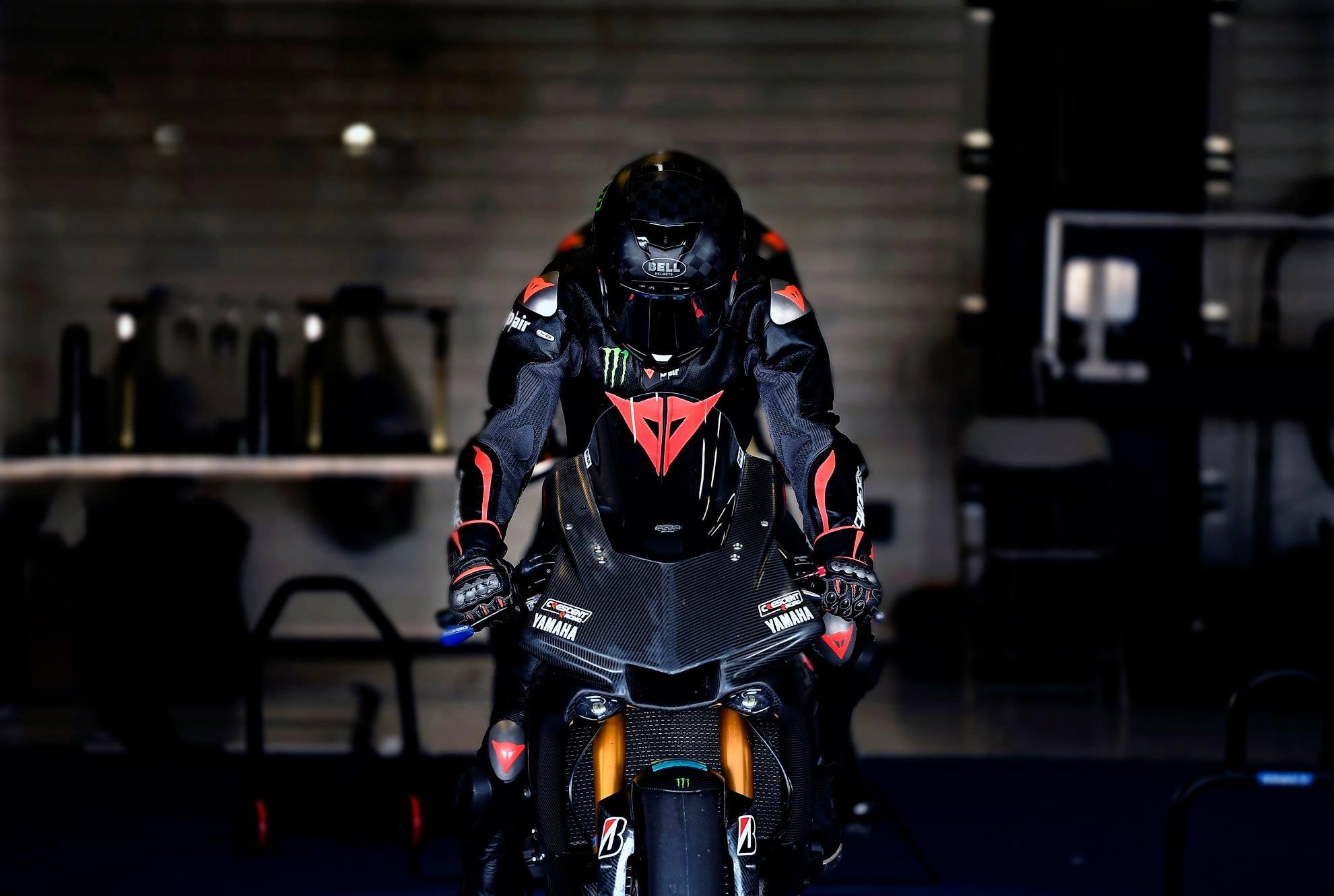 Lewis Hamilton, Jerez Superbike test