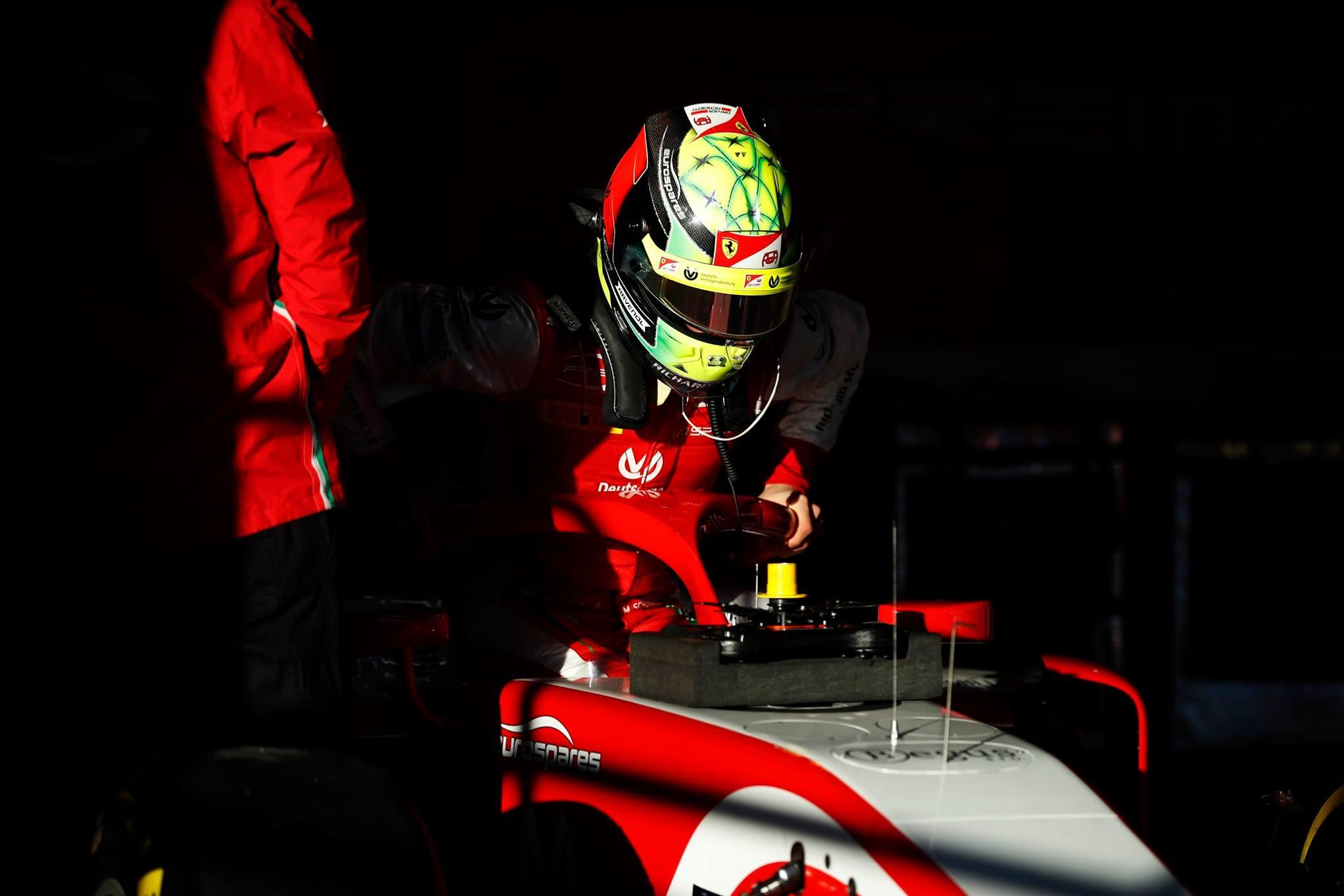 Mick Schumacher, Ferrari, Prema, F2