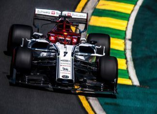Kimi Raikkonen, Australian GP
