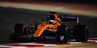 Carlos Sainz, McLaren, Bahrain GP