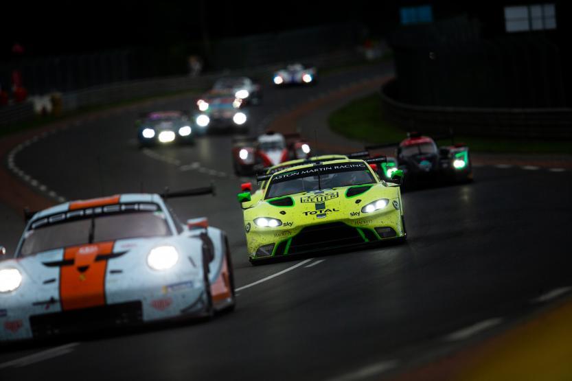 2019 Le Mans 24 Hours entry list