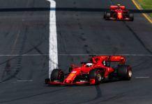 Ferrari, Australian GP