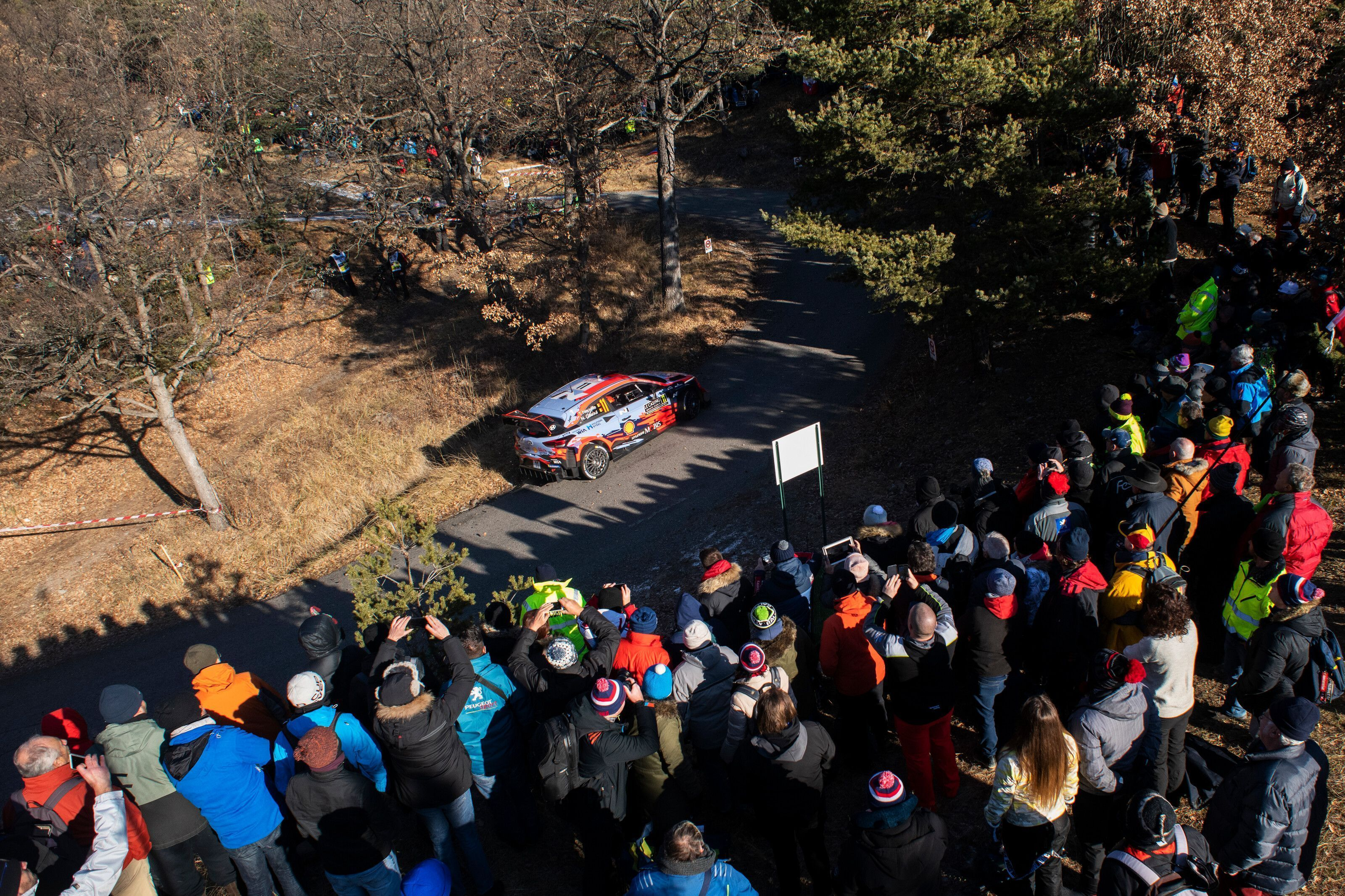 Siemens ties up with the FIA for rally spectator safety