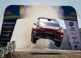 Sebastien Ogier, WRC, Rally Mexico