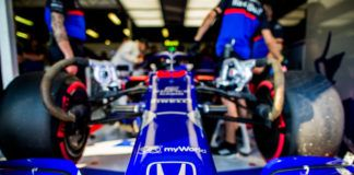 Toro Rosso with Buzz Asset Management