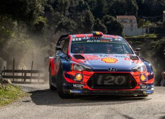 Thierry Neuville, Rally France WRC