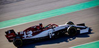 Antonio Giovinazzi, Alfa Romeo Racing, F1 2019