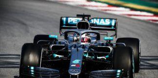 Lewis Hamilton, F1 2019