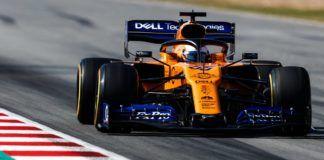 McLaren, F1 2019