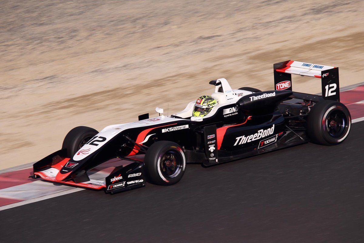 Enaam Ahmed, Japanese F3