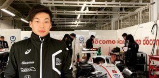 Nirei Fukuzumi, Super Formula 2019
