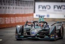 Stoffel Vandoorne, Formula E Hong Kong Eprix