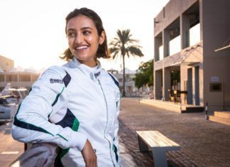 Reema Juffali, British F4