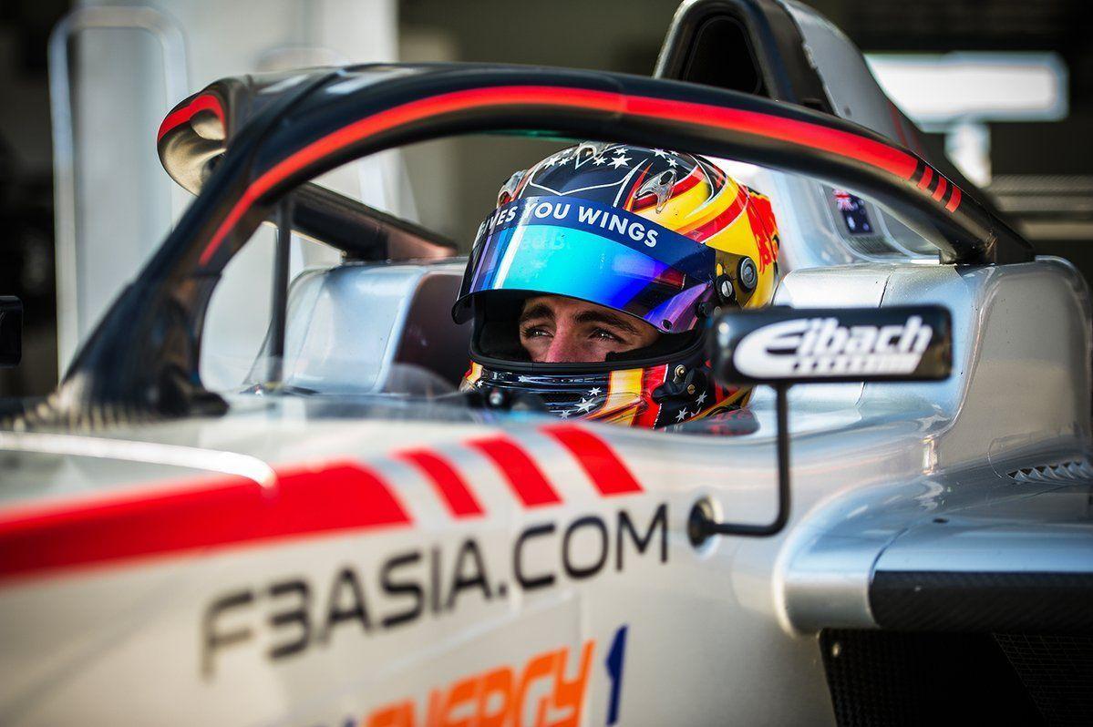 Jack Doohan, Asian F3