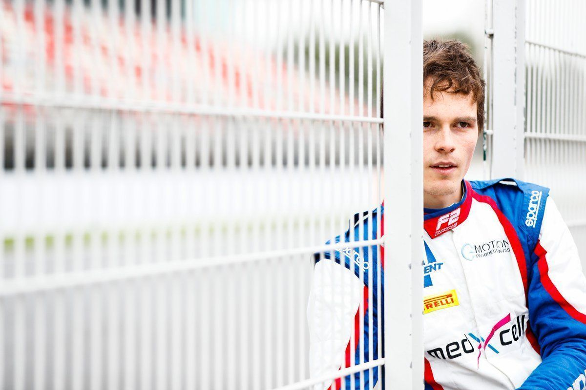 Ralph Boschung, F2 2019