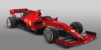 Ferrari, F1 2019