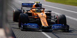 Lando Norris and Kevin Magnussen have a solid Australian GP qualifying
