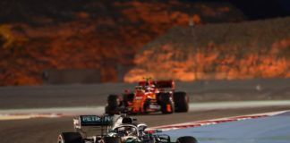 Lewis Hamilton, Bahrain GP