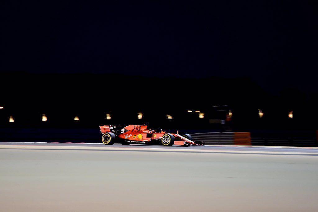Sebastian Vettel, Bahrain GP