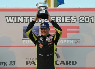 Linus Lundqvist, EF Open