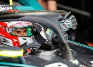 Nelson Piquet Jr leaves Jaguar Formula E team
