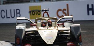 Jean-Eric Vergne, Formula E Sanya ePrix