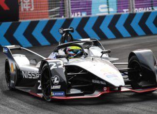 Oliver Rowland, Formula E