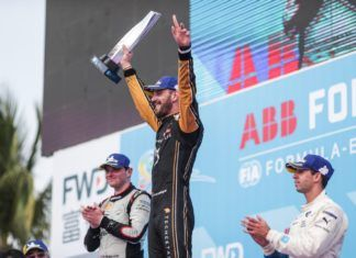 Jean-Eric Vergne dedicates Sanya win to Charlie Whiting