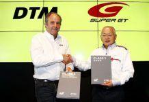 Super GT and DTM race final
