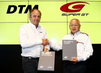 Super GT and DTM race final