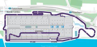 United Kingdom new Formula E circuit