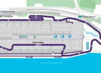 United Kingdom new Formula E circuit