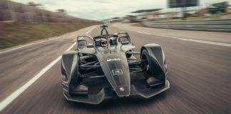 Neel Jani, Porsche Formula E car
